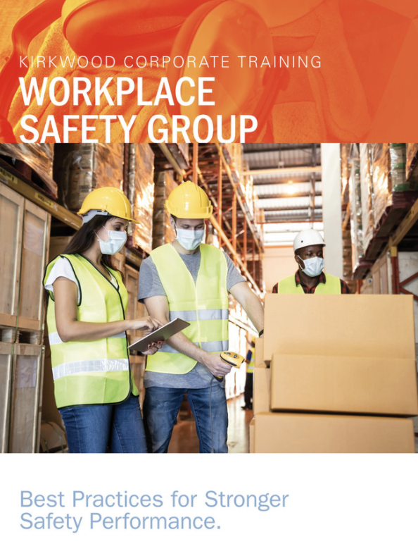 KirkWood Corporate Training Workplace Safety Group